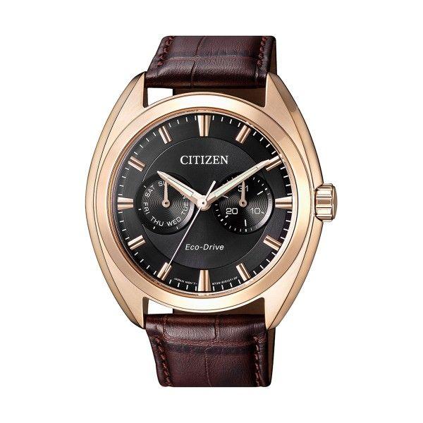 Relógio CITIZEN Ore Felici Castanho BU4018-11H