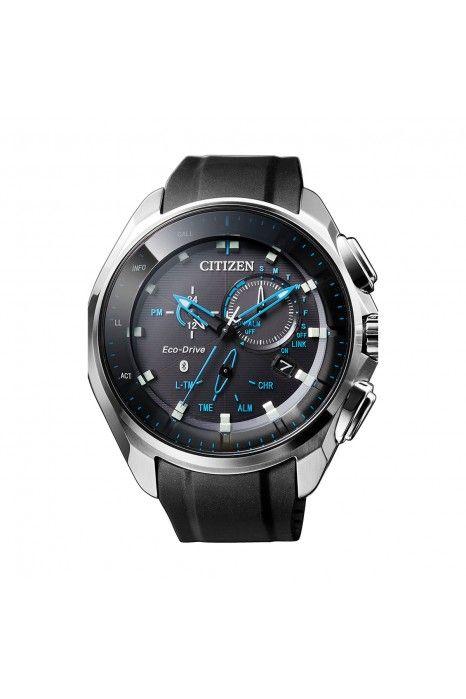 Relógio CITIZEN Bluetooth Preto