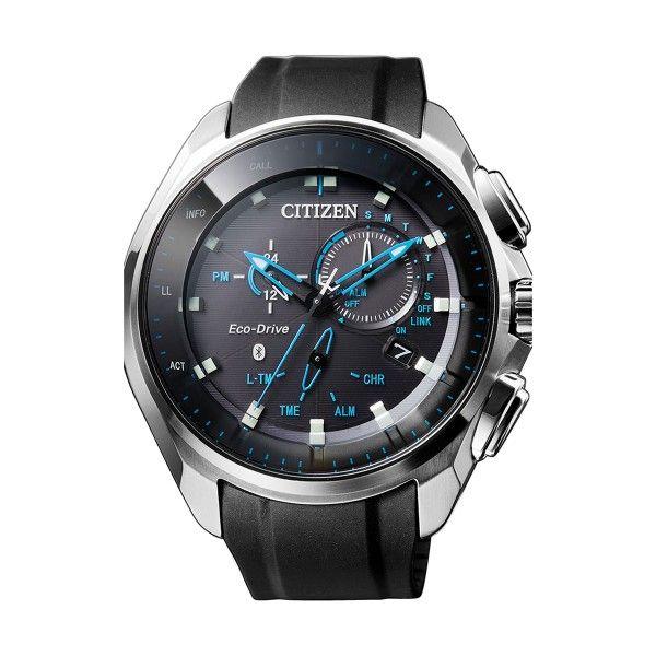 Relógio CITIZEN Bluetooth Preto BZ1020-14E