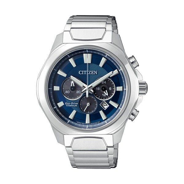 Relógio CITIZEN Super Titanium Prateado CA4320-51L