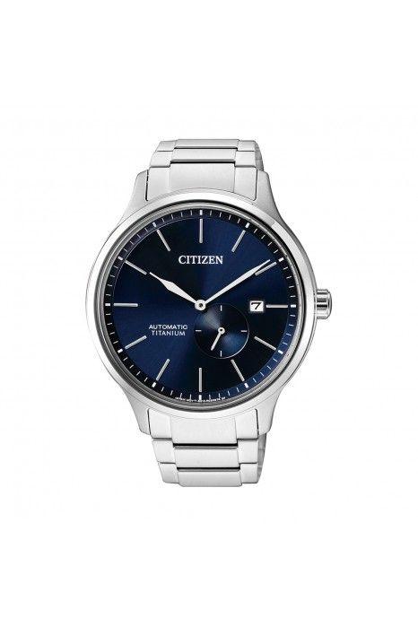 Relógio CITIZEN Super Titanium Prateado