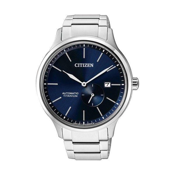 Relógio CITIZEN Super Titanium Prateado NJ0090-81L