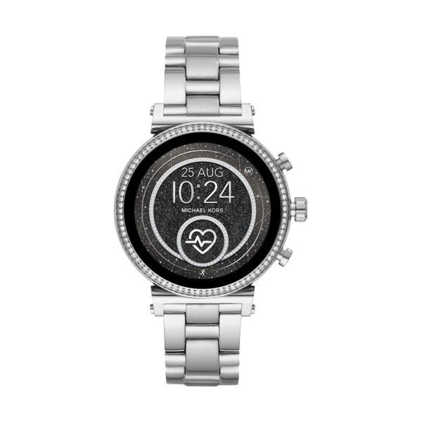 Relógio Smartwatch MICHAEL KORS ACCESS Sofie 2.0 Prateado MKT5061