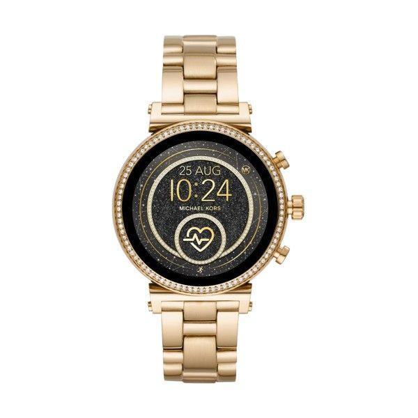 Relógio Smartwatch MICHAEL KORS ACCESS Sofie 2.0 Dourado MKT5062