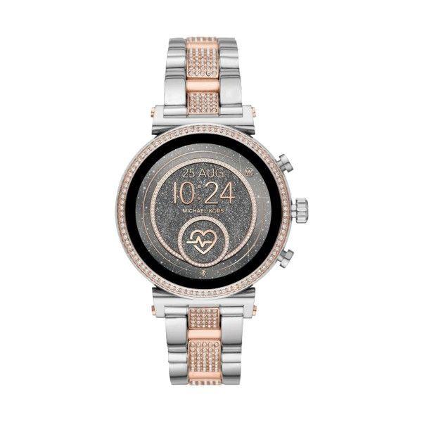 Relógio Smartwatch MICHAEL KORS ACCESS Sofie 2.0 Bicolor MKT5064