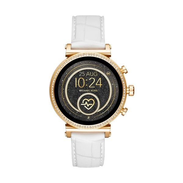 Relógio Smartwatch MICHAEL KORS ACCESS Sofie 2.0 Branco MKT5067