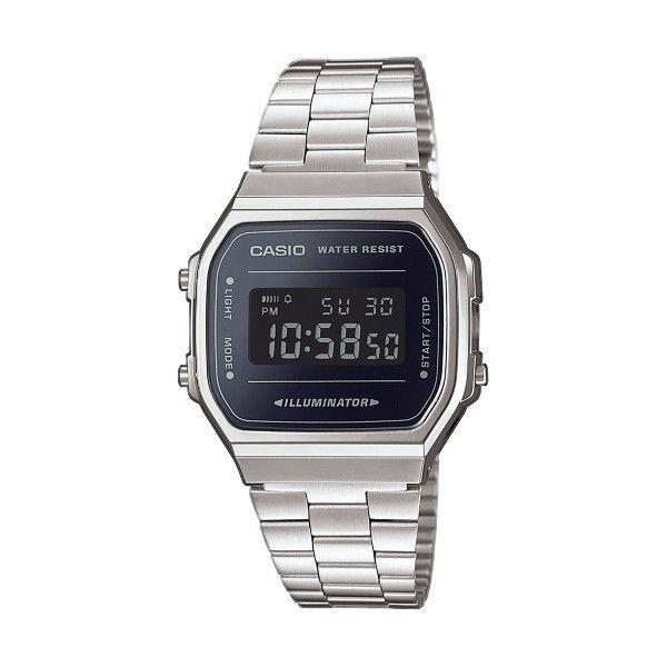 Relógio CASIO Vintage Iconic Prateado A168WEM-1EF