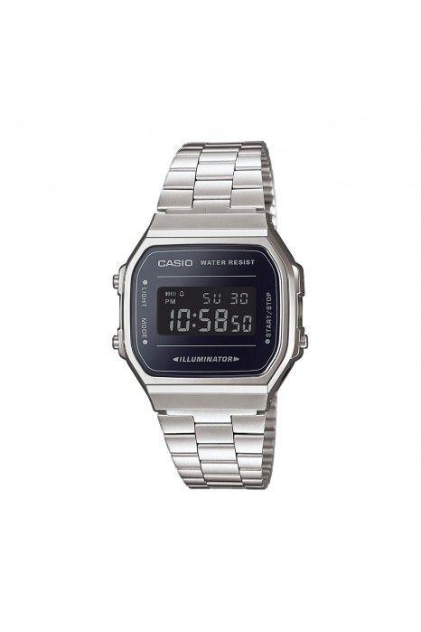 Relógio CASIO Vintage Iconic Prateado