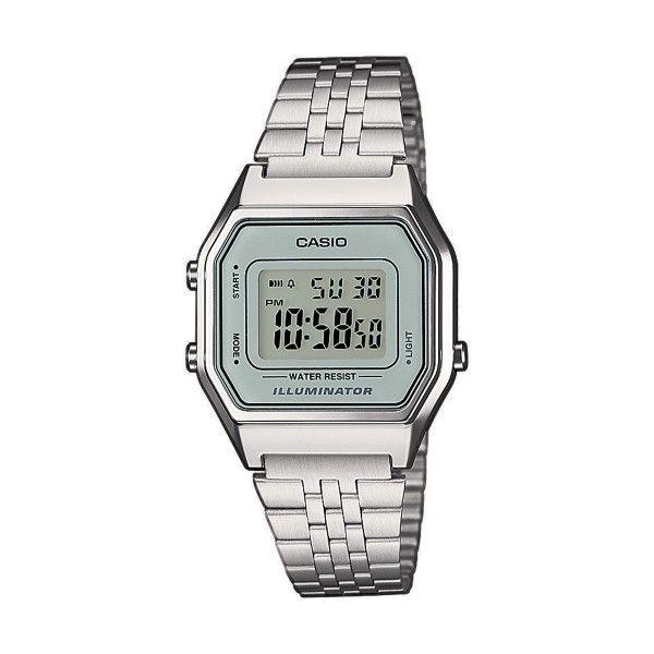 Relógio CASIO Vintage Iconic Prateado LA680WEA-7EF
