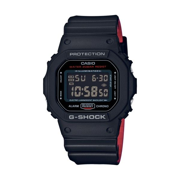 Relógio CASIO G-SHOCK The Origin Bicolor DW-5600HR-1ER