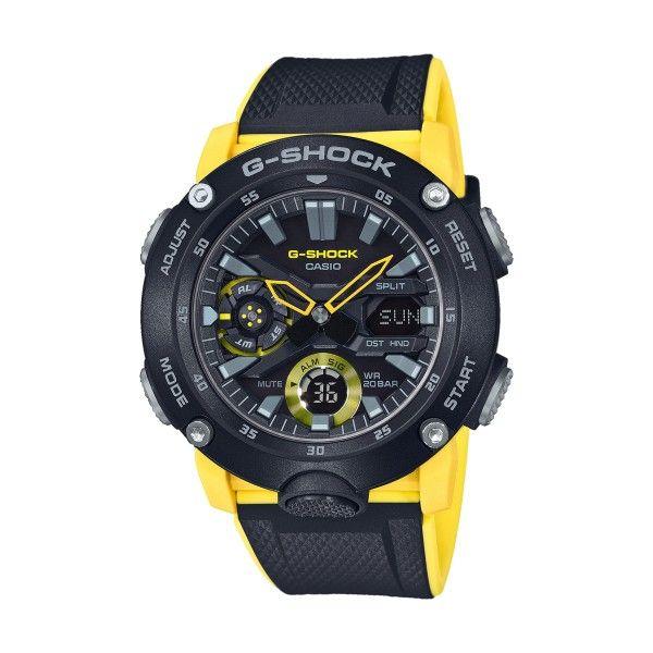 Relógio CASIO G-SHOCK Classic Bicolor GA-2000-1A9ER