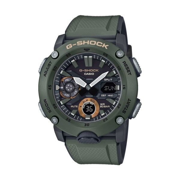 Relógio CASIO G-SHOCK Classic Bicolor GA-2000-3AER
