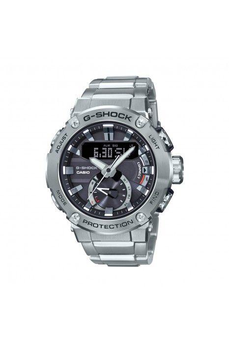 Relógio CASIO G-SHOCK G-Steel Prateado