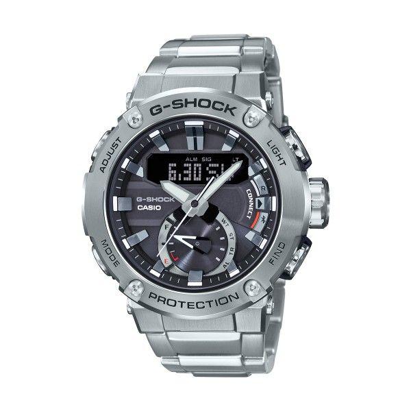 Relógio CASIO G-SHOCK G-Steel Prateado GST-B200D-1AER