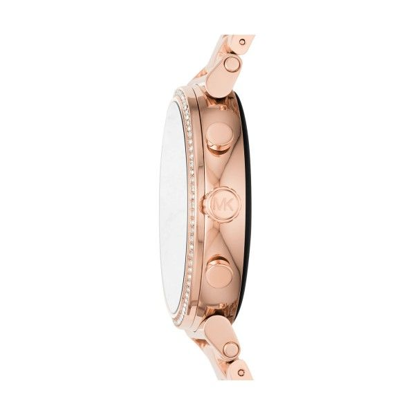 Relógio Smartwatch MICHAEL KORS ACCESS Sofie 2.0 Ouro Rosa MKT5063