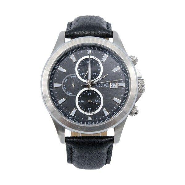 Relógio ONE Shift Preto OG7762PP82B