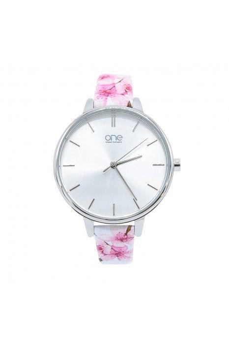 Relógio ONE Blossom Rosa