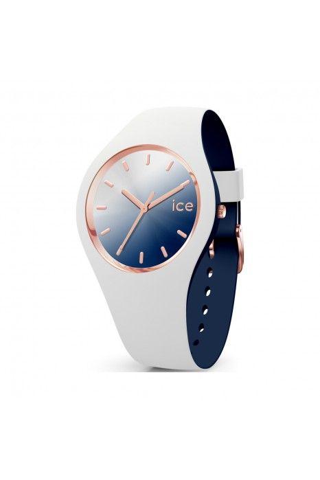 Relógio ICE Duo Chic Azul