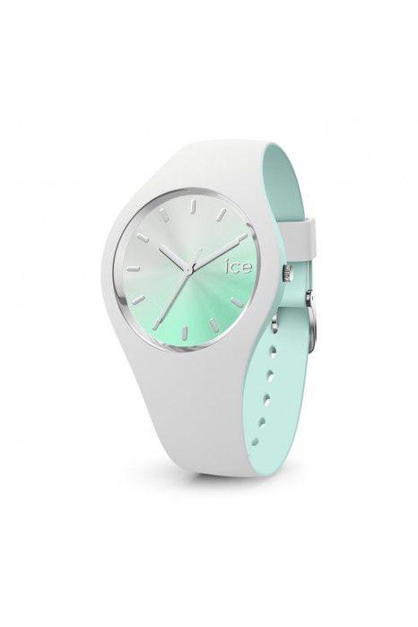 Relógio ICE Duo Chic Branco