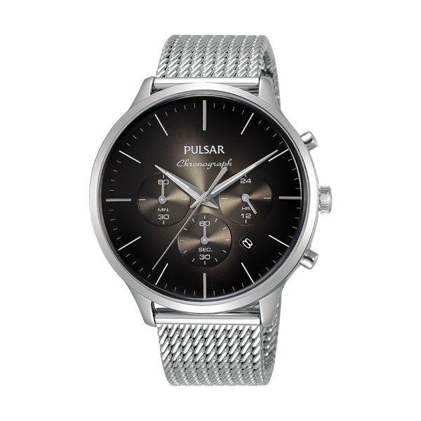 Relógio PULSAR Business Prateado PT3A35X1
