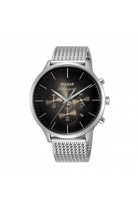 Relógio PULSAR Business Prateado