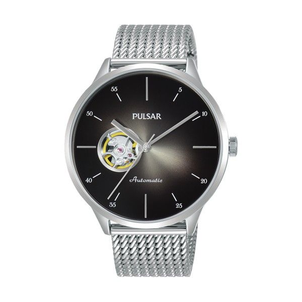 Relógio PULSAR Business Prateado PU7027X1