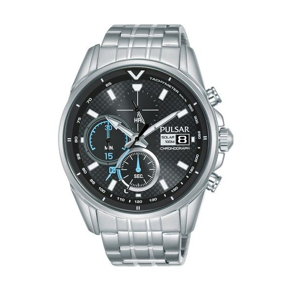 Relógio PULSAR Active Prateado PZ6025X1