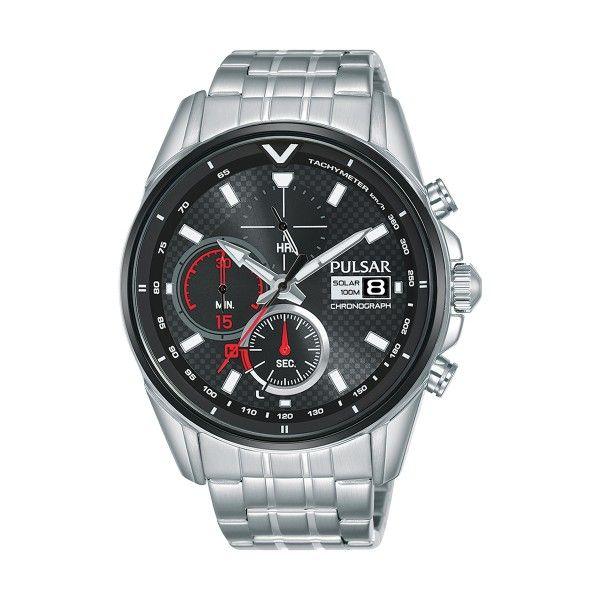 Relógio PULSAR Active Prateado PZ6027X1