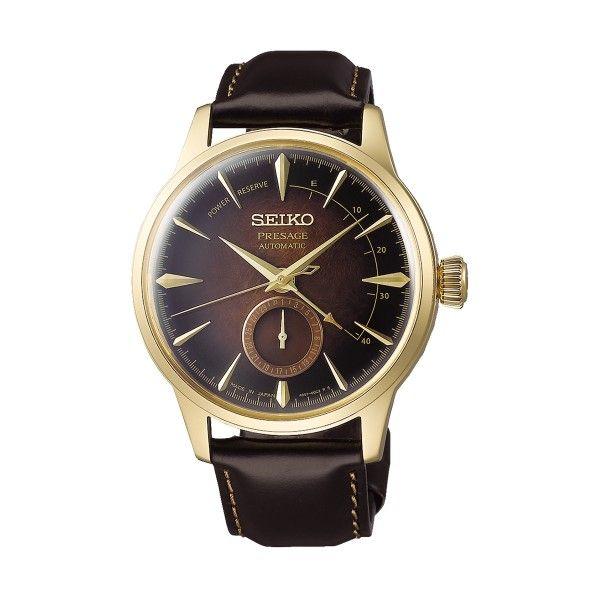 Relógio SEIKO Presage Castanho SSA392J1