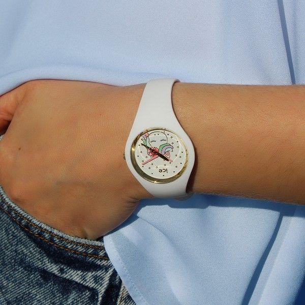 Relógio ICE Fantasia Branco IC016721