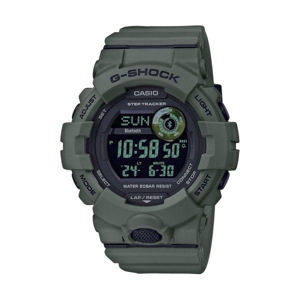 Relógio CASIO G-SHOCK G-Squad Verde GBD-800UC-3ER