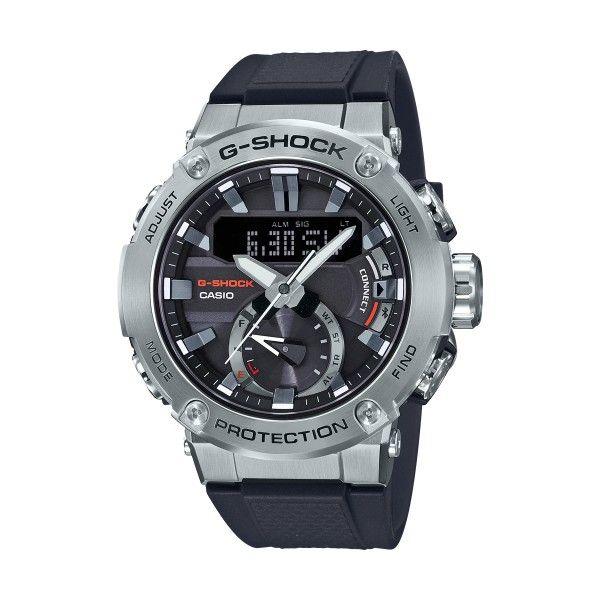 Relógio CASIO G-SHOCK G-Steel Preto GST-B200-1AER