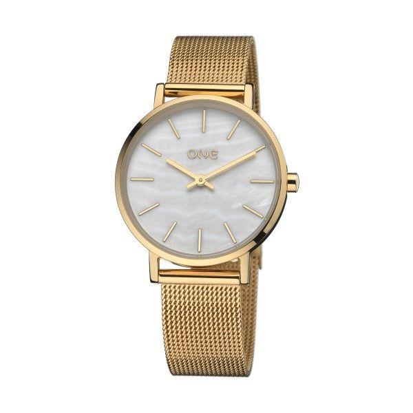 Relógio ONE Joy Dourado OL1336DD92P