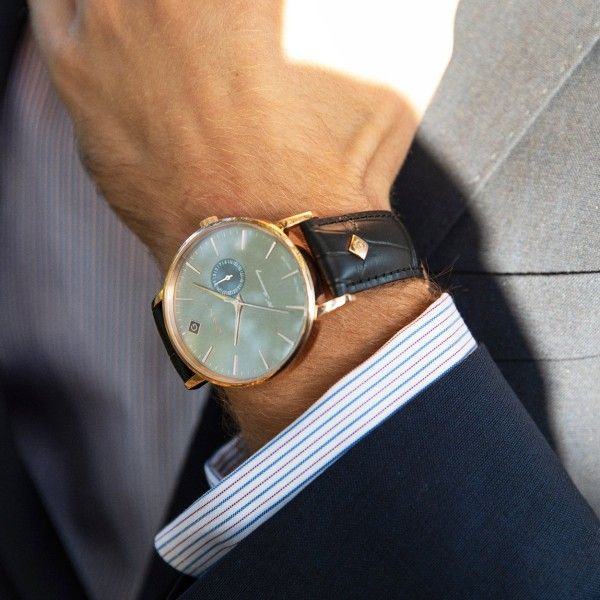 Relógio GANT Park Hill Anniv Edt Preto G105011