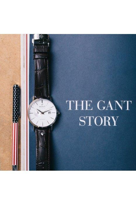 Relógio GANT Park Hill Auto Castanho