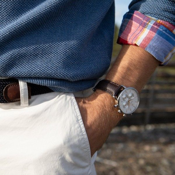 Relógio GANT Park Avenue Chrono Castanho G123001