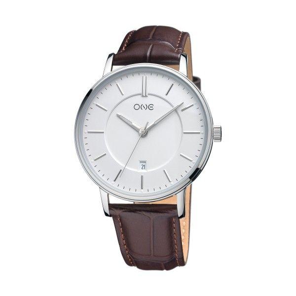 Relógio ONE Captivate Castanho OG7786BC91B
