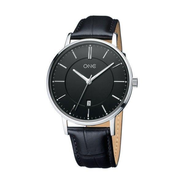 Relógio ONE Captivate Preto OG7786PP91B