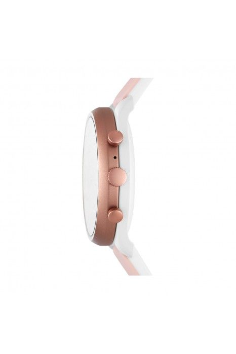 Relógio Inteligente FOSSIL Q Sport Rosa (Smartwatch)