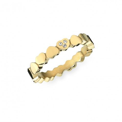 Anel ONE JEWELS London 14 Gold 8