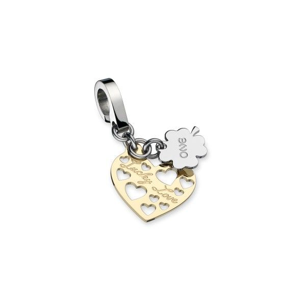 Charm ONE JEWELS Energy Lucky Love OJEBC601