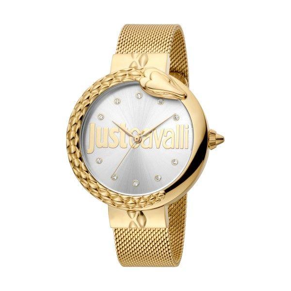 Relógio JUST CAVALLI TIME Moment XL Dourado JC1L096M0095