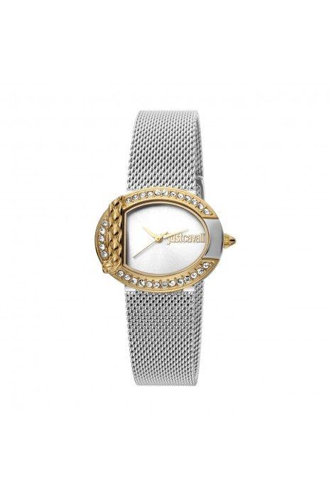 Relógio JUST CAVALLI TIME C By Jc Prateado