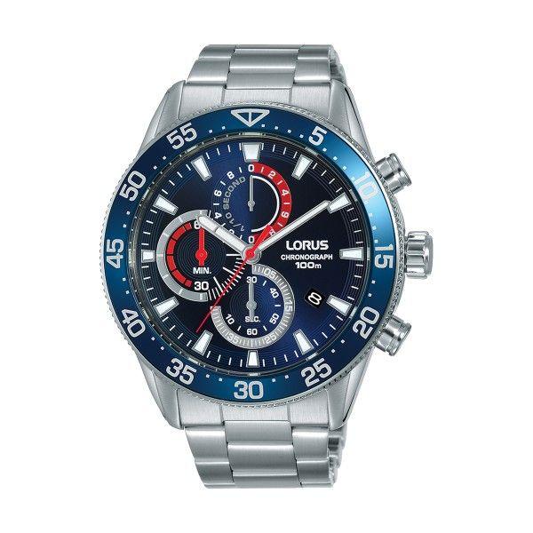 Relógio LORUS Sport Man Prateado RM337FX9
