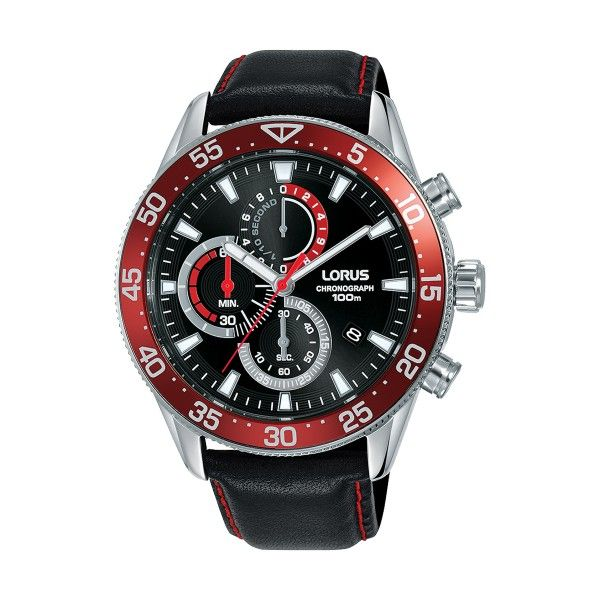Relógio LORUS Sport Man Preto RM345FX9