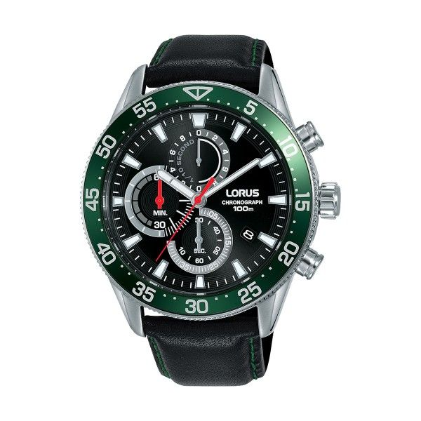 Relógio LORUS Sport Man Preto RM347FX9