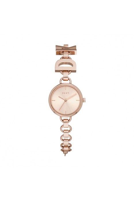 Relógio DKNY Soho Ouro Rosa