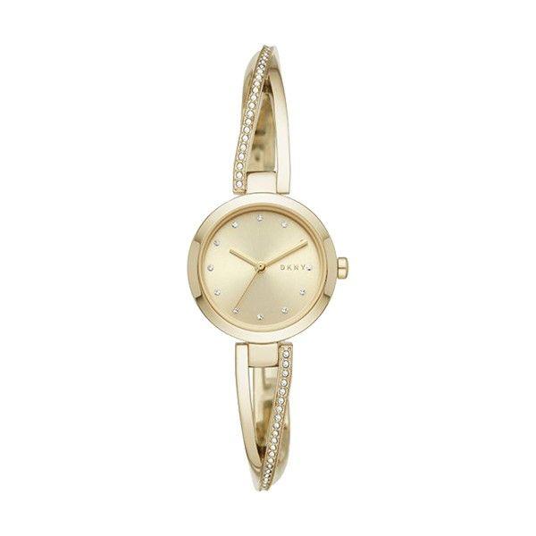 Relógio DKNY Crosswalk Dourado NY2830