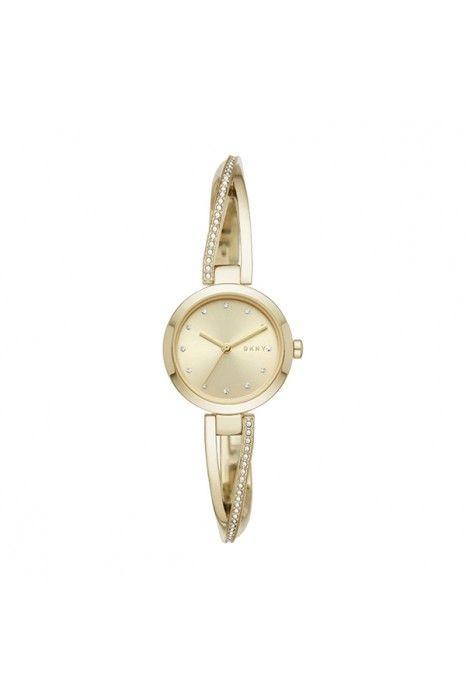 Relógio DKNY Crosswalk Dourado