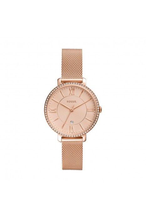 Relógio FOSSIL Jacqueline Ouro Rosa